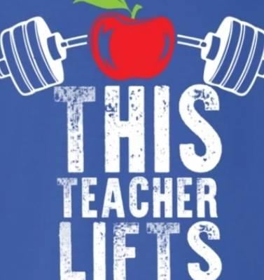 Teachers who  CrossFit bowl icon