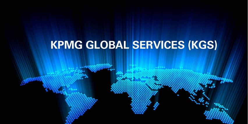 KPMG Global Services bowl icon
