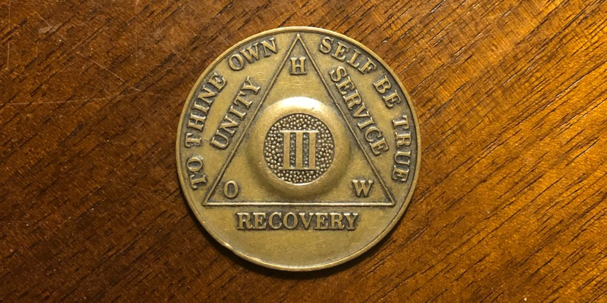 Addiction & Sobriety bowl icon