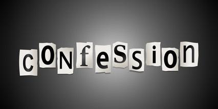 Confession  bowl icon