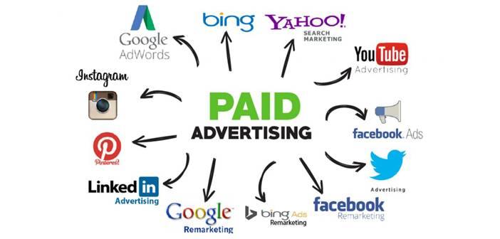 Paid Media Marketing & Advertising (Paid Social & Paid Search) - PPC bowl icon