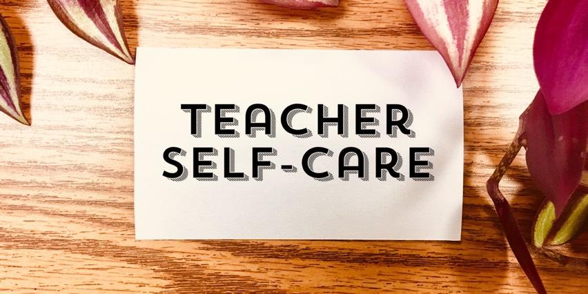 Teacher Self-care bowl icon