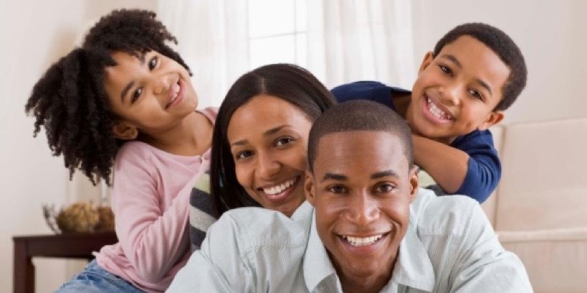 Black Parents bowl icon