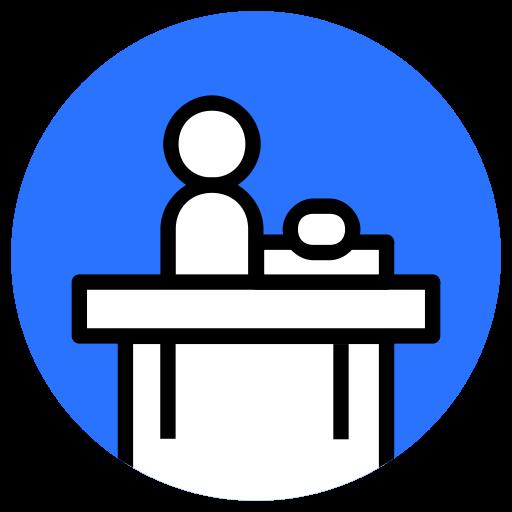 Small Law / Solos bowl icon