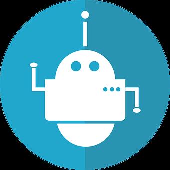 Robotic Process Automation (RPA) bowl icon