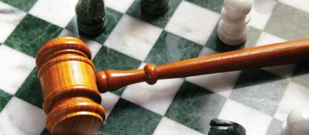 Litigation & Arbitration bowl icon