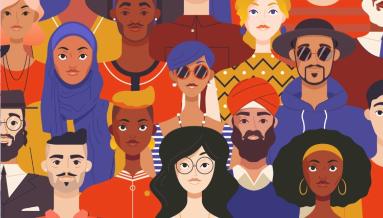 Minorities in Marketing bowl icon