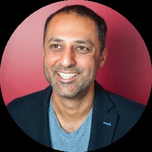Q&A with Atif Rafiq - Volvo's Chief Digital Officer bowl icon