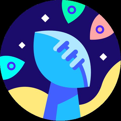 The Super 🐠 Bowl bowl icon