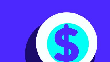 Finance bowl icon