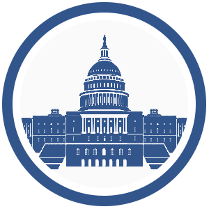 Federal, Government, and Public Sector bowl icon