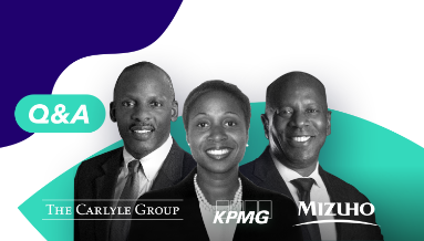 Q&A With Black Leaders In Finance bowl icon