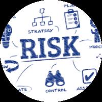 Risk Assurance bowl icon