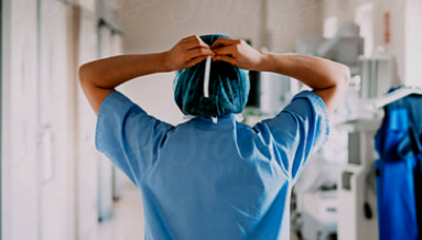 Nurses bowl icon