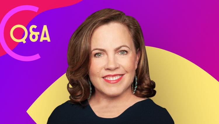 Q&A with Kat Gordon - 3% CEO bowl icon