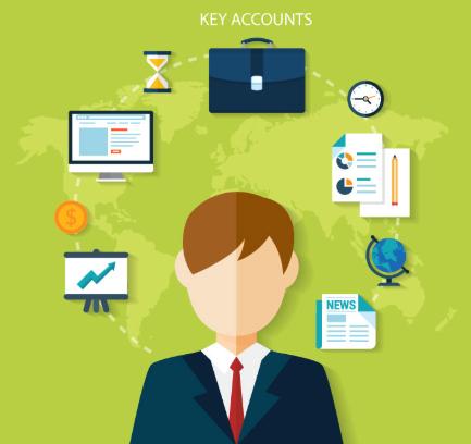 Account / Client Management bowl icon