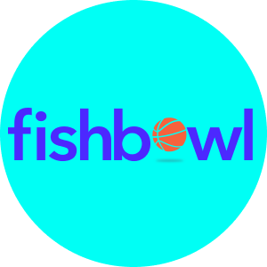 Fishbowl's March Madness bowl icon