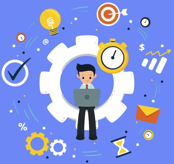 Product Management bowl icon