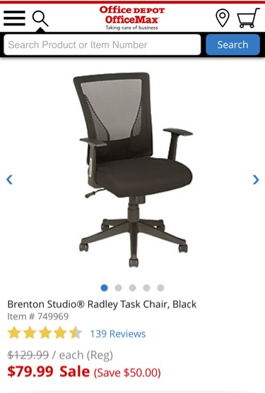Looking For A New Home Office Chair Between The Hm Aeron Embody Or The Steelcase Leap Gesture Also Open To Other Suggestions Thanks Fishbowl